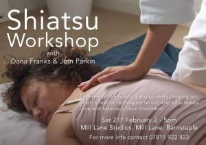 Dana Shiatsu Workshop